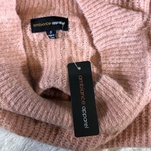 Ambiance Sweaters - Ambiance Apparel High/Low Sweater